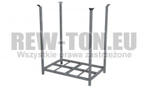 Paleta Metalowa  1200 x 800 mm.